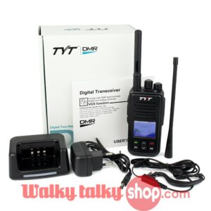 TYT MD-446 UHF VHF Portable Digital Walkie-Talkie DMR 1000CHS