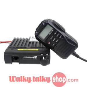 ANYTONE AT-778 CB Mobile Radio with Free Programming Cable