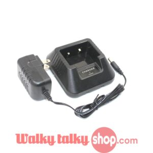 Walkie Talkie Battery Charger 100V-240V for BAOFENG All UV5R Series
