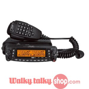 2018 TYT TH-9800 Plus Quad Band Vehicle CB Radio Cross Band VHF UHF 50W