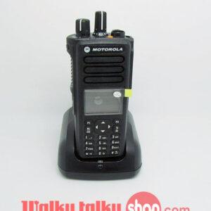 Motorola Digital Walkie Talkie PhoneXIR P8668 UHF VHF Free Shipping