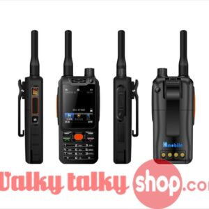Sure F25 Zello Walky Talky Rugged PTT Phone Android Network Intercom 4G LTE