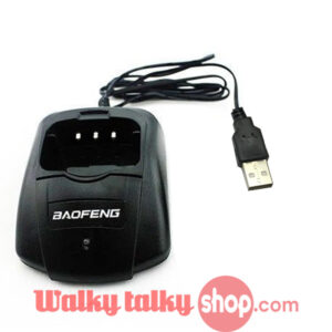 BAOFENG USB Cable Battery Charger forUVB5 UVB6 Portable Walkie Talkie