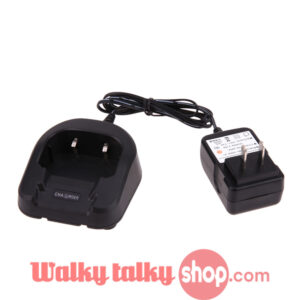 100-240V Li-ion Battery Desktop Charger For Baofeng UV-82 UV-89 UV-8D Radio Walkie Talkie CH-8