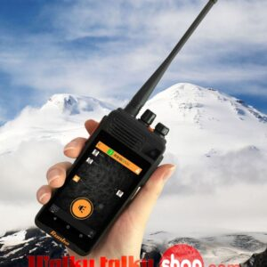 Runbo K1 Rugged Android Smarpthone DMR Digital Radio UHF VHF PTT Quad Core IP67 Waterproof GPS 4G LTE POC