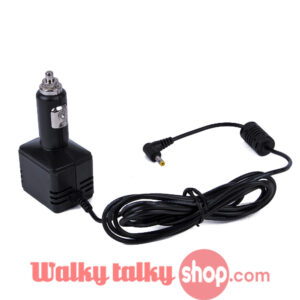 Car Charger E-DC-5B Cigarette Lighter Cord for YAESU Walkie Talkie HF Transceiver