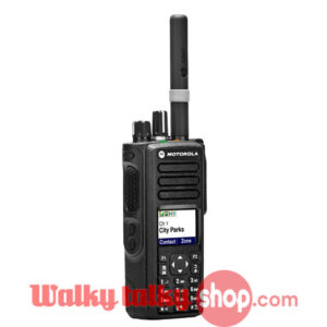 Motorola DP4800 DP4801 Digital Radios UHF VHF Handheld Walkie Talkie