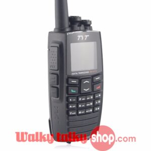DPMR Dual Band Walky-Talky TYT DM-UVF10 Portable Digital Radio With GPS