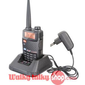 Black Camouflage TYT TH-UVF8D Dual Band Handheld Two Way Radio