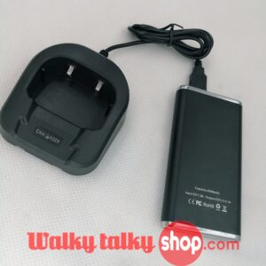 BAOFENG USB Cable Battery Charger for Portable Baofeng UV-82 Series Walkie Talkie