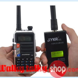 Mini Frequency Counter For Baofeng Portable Radio Decoder 100-520mhz CTCSS/DCS 1-30w JK560S