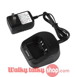 Desktop Charger for Baofeng GT-5 US/UK/EU 110V-240V Plug