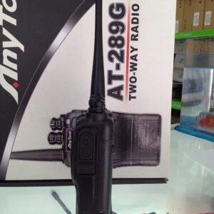 ANYTONE AT-289G Walky Talky CTCSS DCS DTMF IP55 UHF VHF