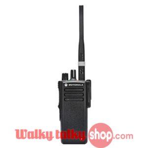 MOTOROLA MOTOTRBO DP4400 DP4401 Digital Portable Two Way Radio Integrated GPS