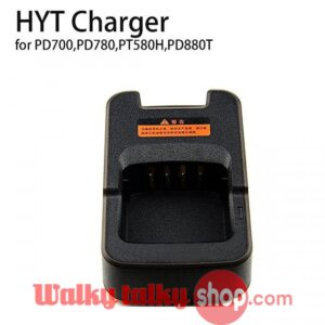 Walky Talky Desktop Charger 100V-240V for Hytera HYT Radio PD780 PD700 PT580H PD880T