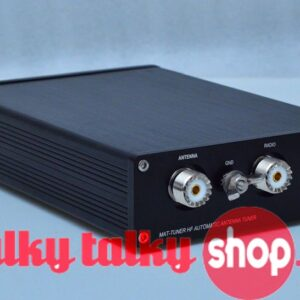 Short Wave Antenna Tuner For CB Radios Walkie Talkie 120W MAT-125E New Version Free Shipping