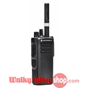 MOTOROLA MOTOTRBO DP4400 DP4401 Digital Portable Two Way Radio Integrated GPS