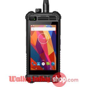 Runbo M1 Quad Core Shockproof DMR Phone Analog VHF UHF Digital Walkie Talkie Waterproof IP67 PTT