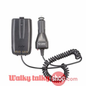 Battery Eliminator Car Charger For TYT TH-UV8000D TH-UV8000EDual Band Walkie Talkie 10W