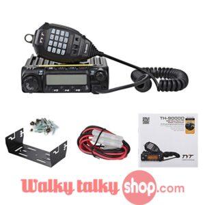 TYT TH-9000D 65w/45W Mono Band FM Mobile Transceiver