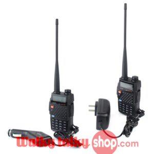 TYT TH-UV6R VHF and UHF Dual Band Walkie Talkie 256CHS 8 Group Scrambler