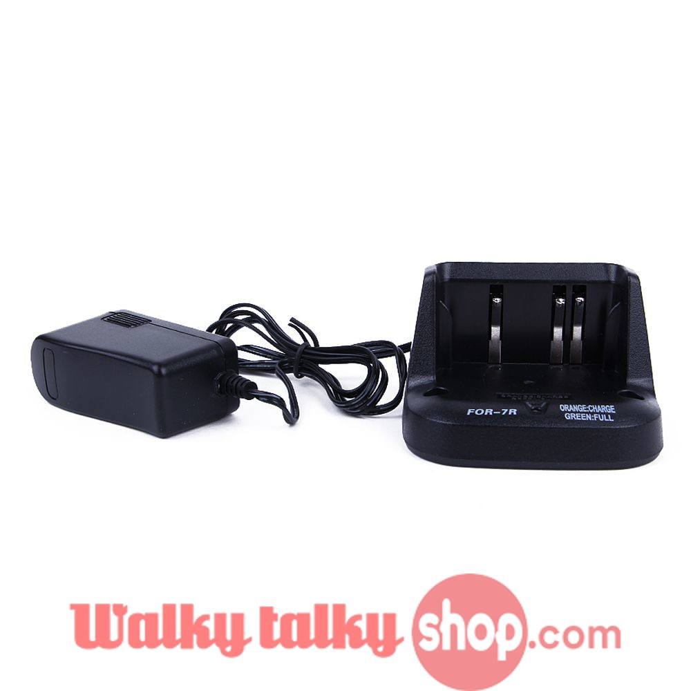 Standard Horizon CD15A Desk Top Rapid Rate Charger Adapter by Yaesu