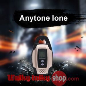 Mini Anytone Ione PMR-446 400-480MHz 2PCS Anytone Ione Extended 1w Fixed Antenna