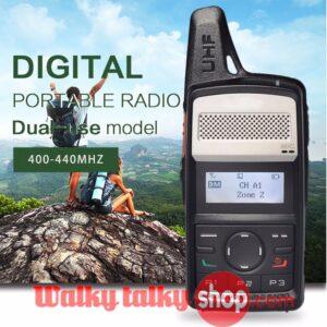 HYT PD365 DMR Digital Walkie Talkie UHF 400-440MHz FM Handheld Transceiver