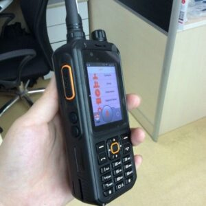 Inrico T298S SIM Smart Android Phone UHF VHF Walkie Talkie Public Network GPS Wifi Wcdma