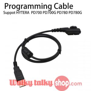 Walky Talky USB Programming Cable for HYT Hytera PD700 PD780 PD708