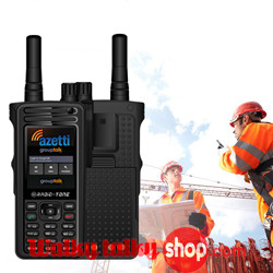 Radio-Tone RT4 Zello PTT Phone 4G LTE Android 6.0 Wifi New Arrival