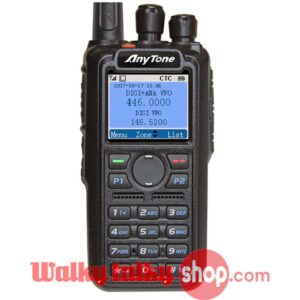 AnyTone AT-D868UV Firmware Ver 2.27 DMR GPS