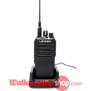 LEIXEN NOTE 25W Super Long Distance Portable Two-way Radio with 4000mAh Battery