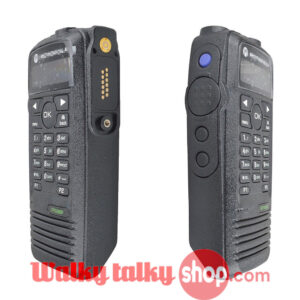 Repair Front House Shell With Keyboard For Motorola XPR6550 XiR P8268 Radio