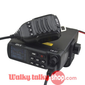 New Arrival QYT CB-27 CB Mobile Radio Citizen Band European Multi-Norms