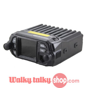 QYT KT-8900D Dual Band Mini Handheld Vehicle Mobile Radio
