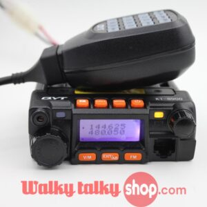 QYT KT-8900 Dual Band Small Size Car Radio