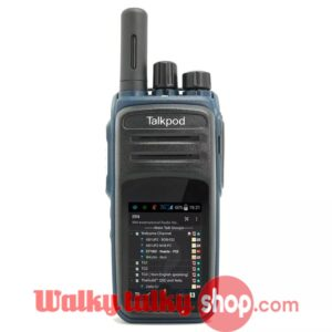 Talkpod N58 Portable PTT Network Radio 3G Wifi Android Touch Screen