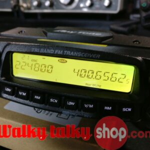 AnyTone AT-5888UV III Tri Band FM Transceiver