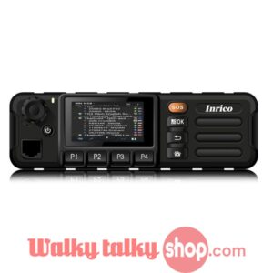 Updated Inrico TM-7 Plus 4G LTE Mobile Network Radio Wifi GSM WCDMA