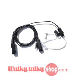 MOTOROLA TETRA Headset For MTP3100 MTP3150 MTP3200 MTP3250 MTP3500 MTP3550
