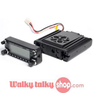 Zastone D9000 50W Power Dual Band Mobile Car Radio HF Transceiver