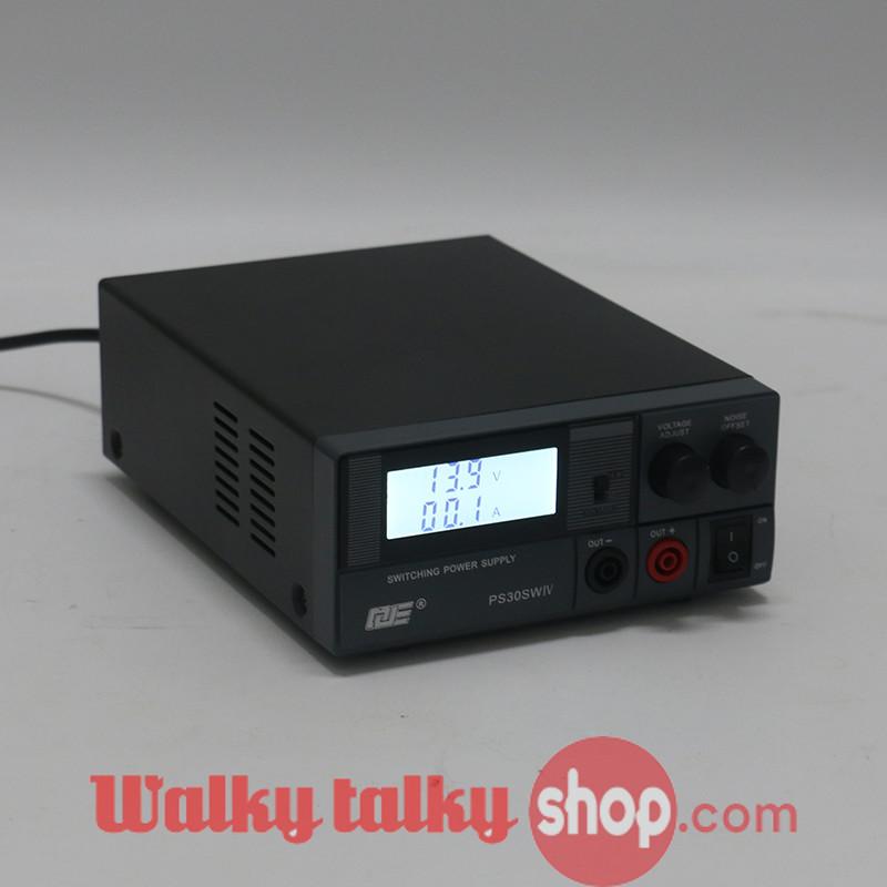 Switching Mode Power Supply For Shortwave Base Station or Vehicle Platform