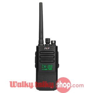 Upgraded TYT MD-680D DMR Radio 400-470MHz IP67 Waterproof 10W LED Screen