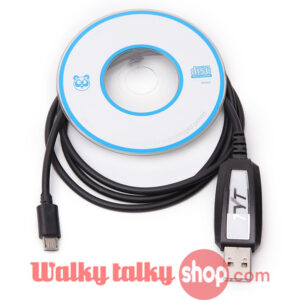 New Programming USB Cable for TYT TH-7800 TH-9800 Car Radio