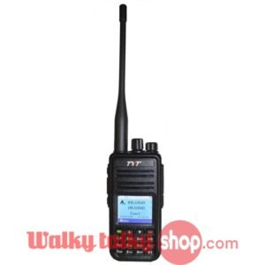 TYT MD-UV380 UHF VHF Dual Band Portable Digital DMR Walkie Talkie