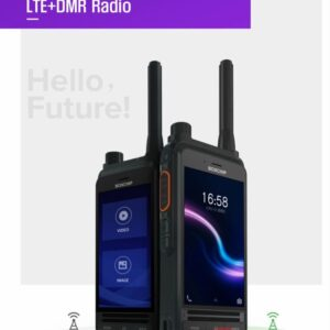 Boxchip S700A Intelligent Multimedia Multi-mode 4G LTE DMR Android Phone