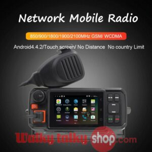 Senhaix N60 Android Touch Screen No Distance Vehicle Radio Network Phone