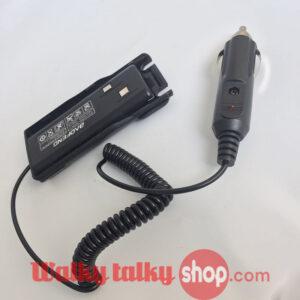 Baofeng UV-82 Battery Eliminator Car Charger For Pofung UV-89 UV 82 UV-82HX