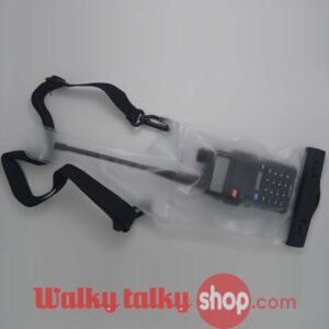 Two Way Radio Deep Water Universal Waterproof Bag Protect Holster Case